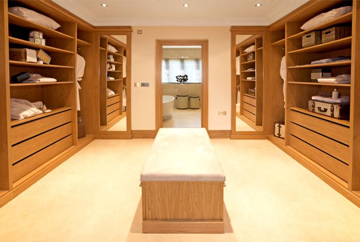 Trilogy bedrooms - Best walk in robe designs ...